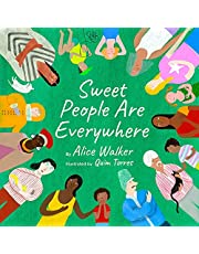 Sweet People Are Everywhere (Children Around the World Books, Diversity Books)