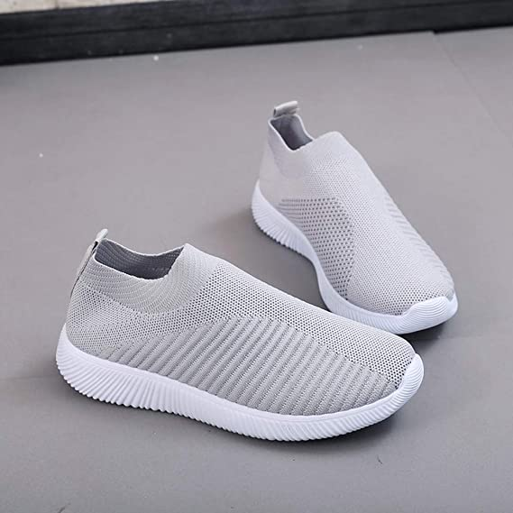 Amazon.com: for Shoes,AIMTOPPY Women Outdoor Mesh Shoes Casual Slip On Comfortable Soles Running Sports Shoes: Computers & Accessories