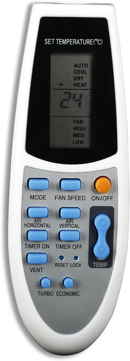 Remote for York Air Conditioner Remote Control Conditioning Controller HA-315 Model R91/BGCE R91/BGE R92/BGCE R92/BGE