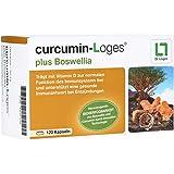 CURCUMIN-LOGES plus Boswellia Kapseln 120 Stück