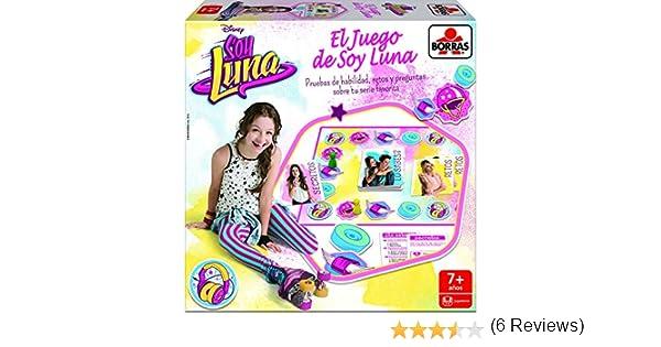 Educa Borrás Soy Luna - Juego de Mesa 16790