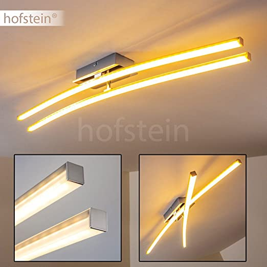 LED Ceiling Light Georgina Ideal For Living Room, Bedroom, Kitchen   Ceiling  Lamp With