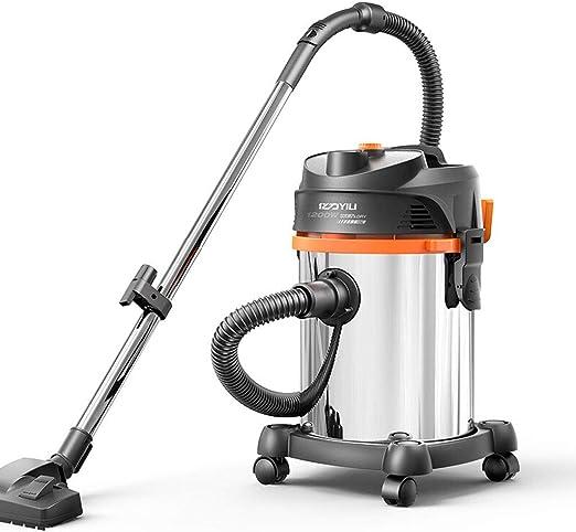 Haoli-vacuum Aspirador pequeño Aspirador de Cilindros Secos ...
