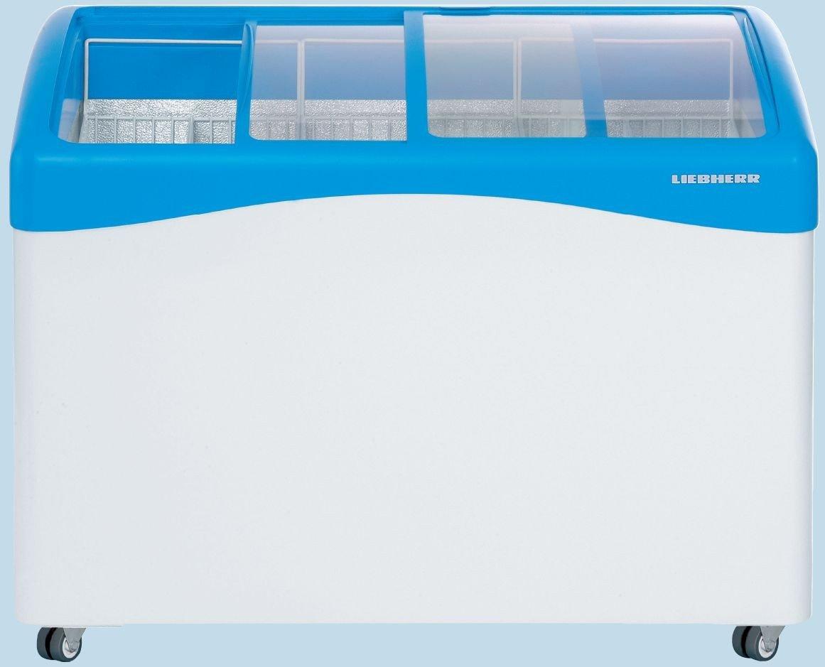 Liebherr GTI 3703, 260 W, 220-240 V, 2.800 kWh/24h, Azul, Blanco ...