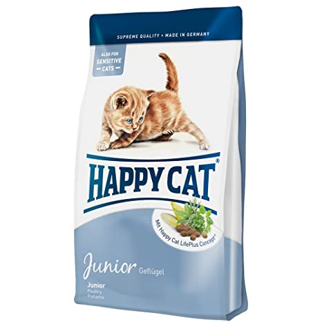 Happy Cat Fit & Well Junior Comida para Gatos - 1400 gr