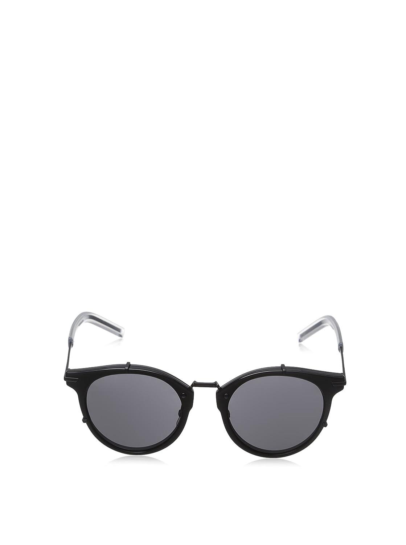 c212f7a7b61 Sunglasses Christian Dior Homme 0196S Black Round  Christian Dior Homme   Amazon.ca  Sports   Outdoors
