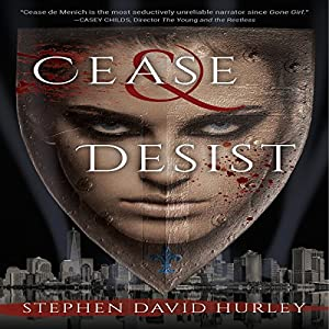 Cease & Desist Audiobook