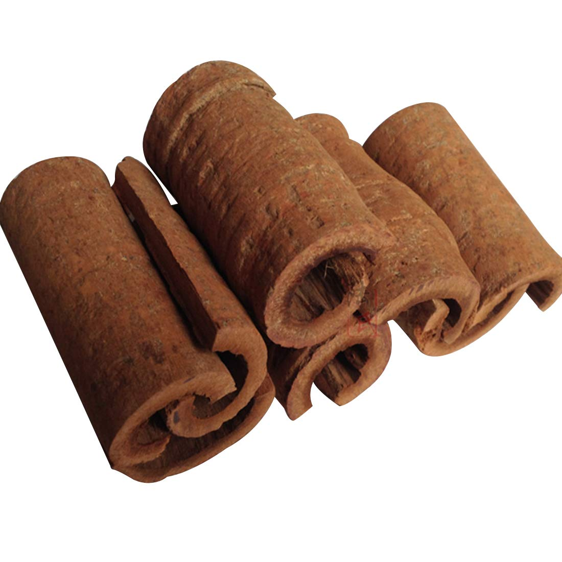 Deep mountain Chinese cinnamon sticks Perennial Cinnamon Tree Kitchen Spices 500g by Elcdtc