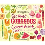The Most Gorgeous Cookbook Ever: 30 Illustrated Recipes (TDAC Single Artist Series) (Volume 6)