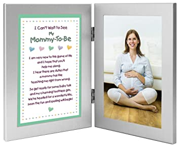 Mother To Be Gift From Baby New Mom Poem