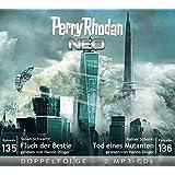 Perry Rhodan NEO MP3 Doppel-CD Folgen 135 + 136: Fluch der Bestie / Tod eines Mutanten