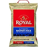 Royal White Basmati Rice, 20 Pound (Pack of 1)