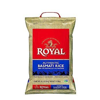 Royal Non-Sticky White Rice