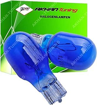 58307 Xenon Look Halogen Lamp Light Bulb Replacement Bulb Side Lights 12v W16w 16w W2 1x9 5d Auto