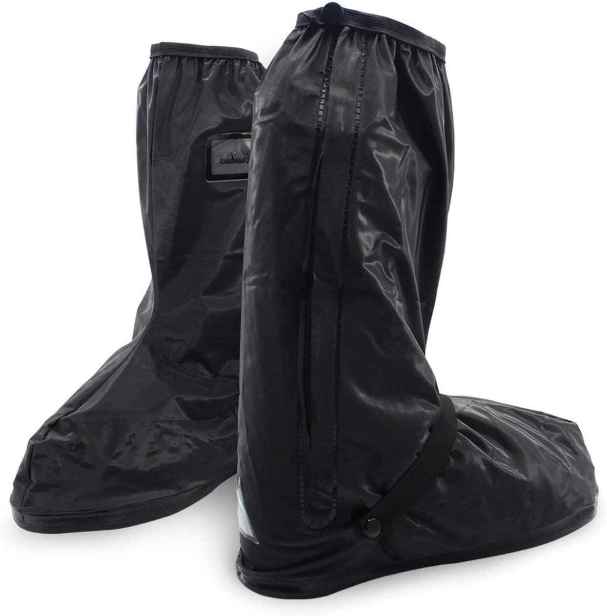 Txyk Botas Impermeables de Lluvia Antideslizantes Tanto para Hombres como para Mujeres