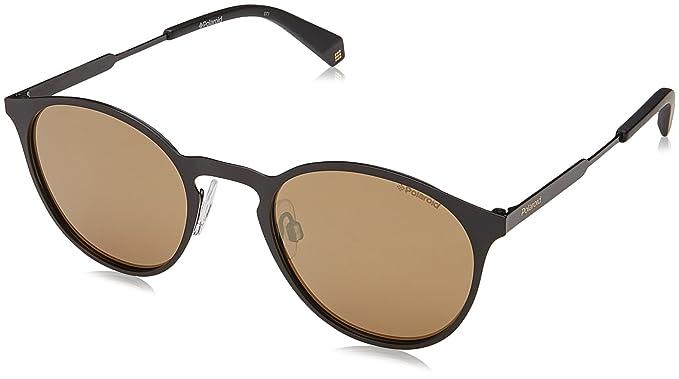 74d8664d18 Polaroid PLD 4053/S LM 807 50 Gafas de sol, Negro (Black/Grey Goldmir Pz),  Mujer: Amazon.es: Ropa y accesorios