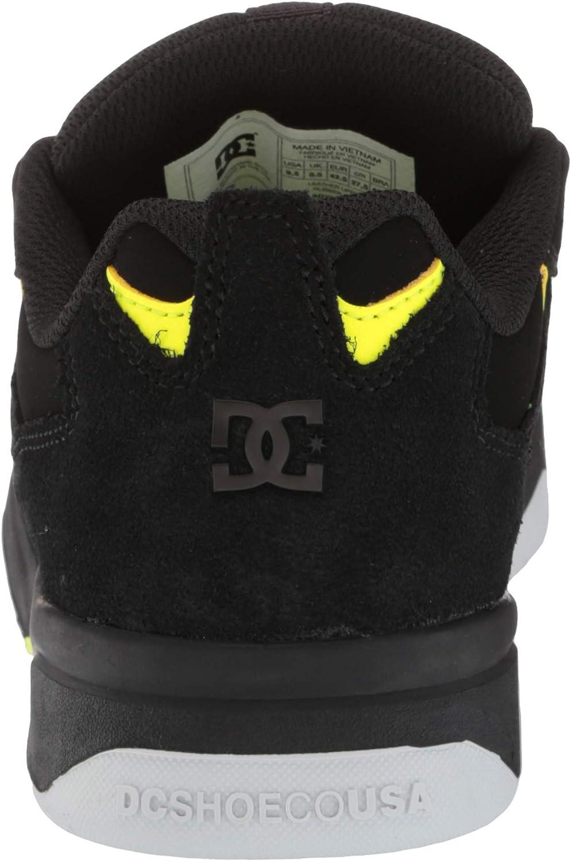 DC Men's Penza Skateboard, Skate Shoe: Shoes