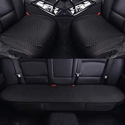 Heavy Duty Back Pet Dog Rear Seat Cover Protector For BMW F30 F31 3 SERIES 12+
