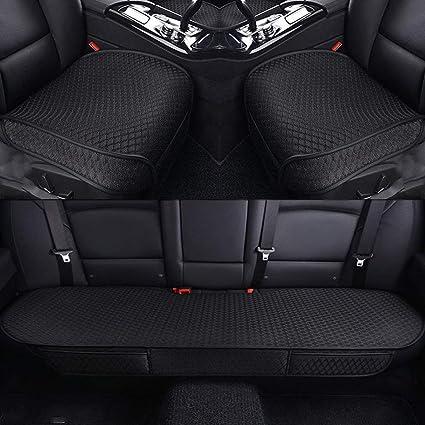 Truck Interior Accessories >> Amazon Com Han Sui Song Car Seat Cover Set Suv Pickup Truck