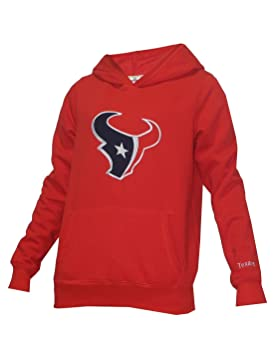 Mujer Rosa Victoria s Secret NFL Houston Texans athletisch con capucha/ sudadera con embroiderot
