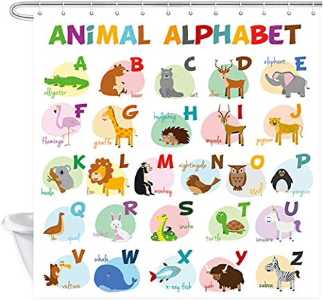 アルファベット かわいい イラスト
