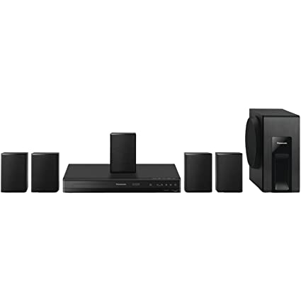 amazon com panasonic home theater system sc xh105 black 5 1 rh amazon com Panasonic Manual Ra 6800 Panasonic Owner's Manual