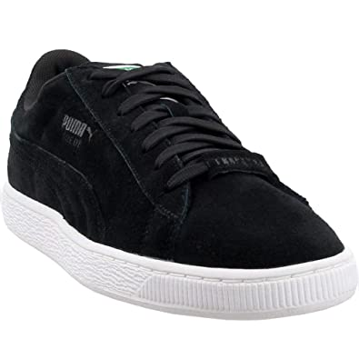 sports shoes 939f9 84c28 PUMA Mens Trapstar Suede Casual Sneakers,
