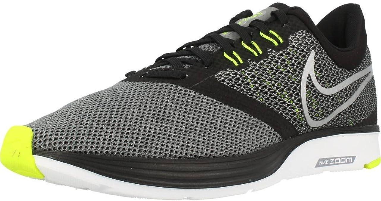 Calzado Deportivo para Hombre, Color Negro, Marca NIKE, Modelo Calzado Deportivo para Hombre NIKE NIKE Zoom Strike Negro: Amazon.es: Zapatos y complementos