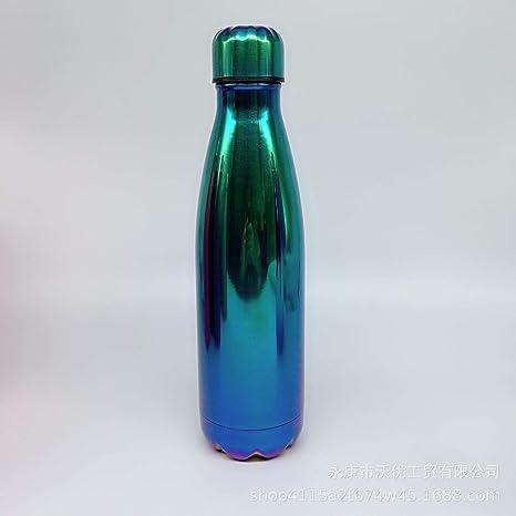 Amazon.com: Simmia Sport - Botella de agua con aislamiento ...