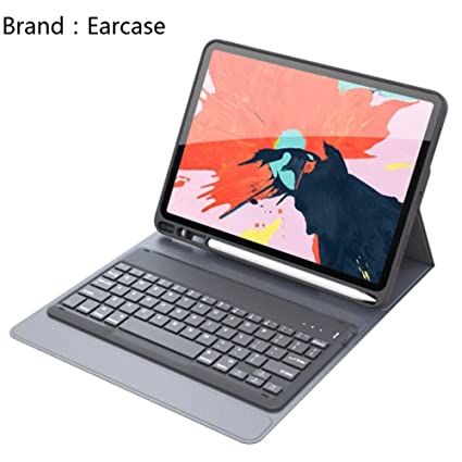 """Case for iPad Pro 12.9"""" 3rd Gen 2018 Keyboard with Pencil Holder[Supports Apple"""