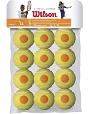 Wilson Tennisbälle Starter Orange für Kinder