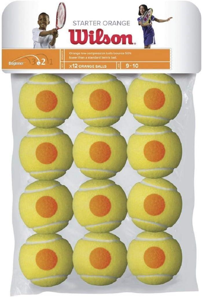 Wilson Starter Pelotas de tenis, Para niños