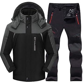 AXIANNV Completo Giacca e Pantaloni Uomo Abbigliamento