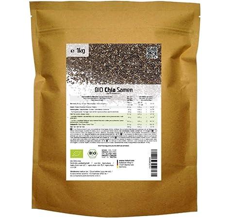 VidiFood Semillas de Lino Dorado - 3kg: Amazon.es: Alimentación y ...