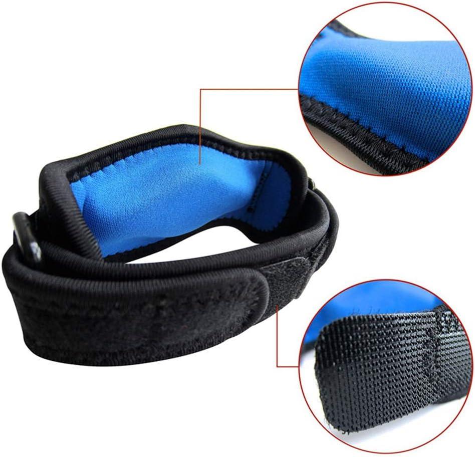 WINBST Brazalete de Codo médico Unisex para golfistas/Jugadores de Tenis para epicondilitis Cierre de Codo de Tenis Vendaje de Codo de Tenis Medical Codo