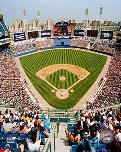 Chicago White Sox Comiskey Park MLB Stadium Photo (Size: 11