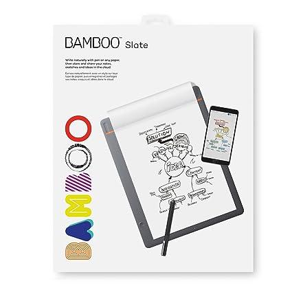 452137c108 Amazon.in  Buy Wacom Bamboo Slate Tablet