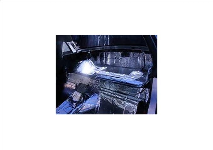 1961-1962 Mopar A Body Lancer - Trunk Hushmat 661614 Sound and Thermal Insulation Kit