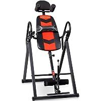 Sportstech fitnessbank voor fitness en rugmassage | trainingsbank inversion table voor thuis | hometrainer opklapbaar…