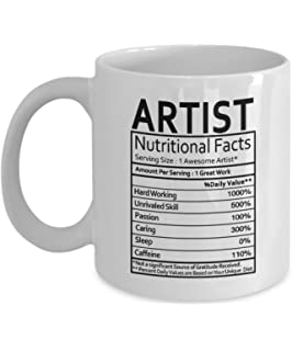 Coffee Mugs For Artists