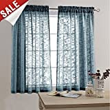Sheer Curtain Panels for Bedroom Curtain 63 inches - Best Reviews Guide
