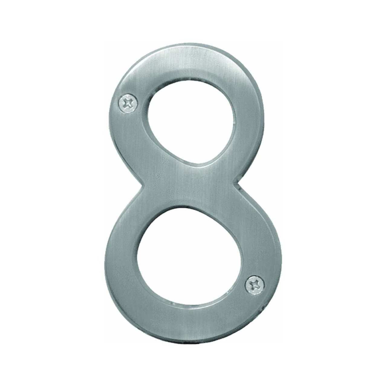 4 Inch House Number #8