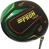 Generic Japan Epron TRGR Titanium 10 Deg Power 460cc Driver USGA PGA Rules Golf Club+ Headcover