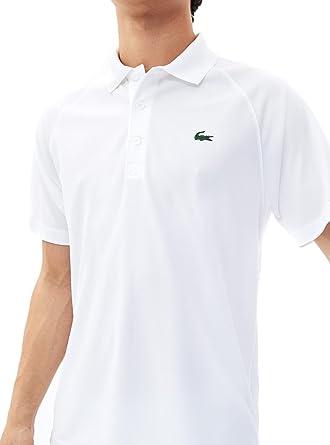 3e90fd06 Lacoste Sport - Men's Short Sleeves Polo - DH3884: Amazon.co.uk: Clothing