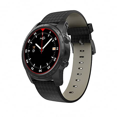 Allcall W1 Smartwatch con ranura para tarjeta SIM 3G WCDMA MP3 MP4 ...