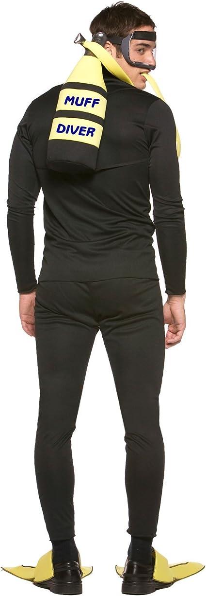Desconocido Disfraz humorístico submarinista para hombre: Amazon ...