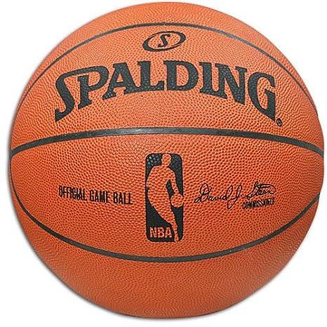 Amazon.com: Spalding NBA Official Game Balón de baloncesto ...