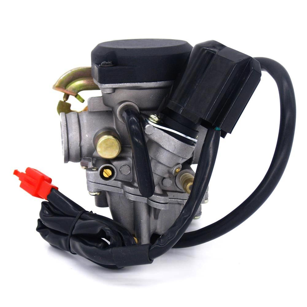 49cc Scooter Carburetor Gy6 Four Stroke With Jet 150cc Along 50cc Engine Diagram In Addition Upgrades Automotive