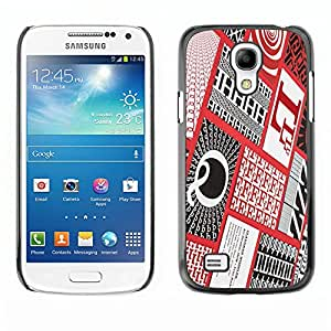 Planetar® ( Challenge Your Limits Inspirational Text ) Samsung Galaxy Grand 2 II / SM-G7102 / SM-G7105 Fundas Cover Cubre Hard Case Cover