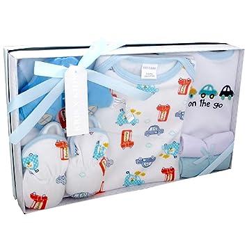 Luxus Box Neugeborene Baby 7 Pcs Geschenk Set 0 3 Monaten